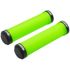 Reverse Spin Lock-On Cykelhåndtag grøn